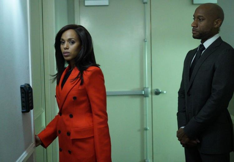 Fin du «Scandal» pour Kerry Washington
