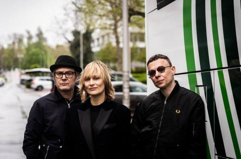 Eurovision 2021 : Hooverphonic vient de quitter Bruxelles pour Rotterdam