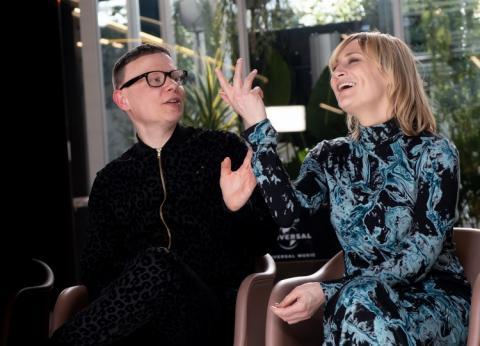 Hooverphonic : «L'Eurovision, ça met la pression!»