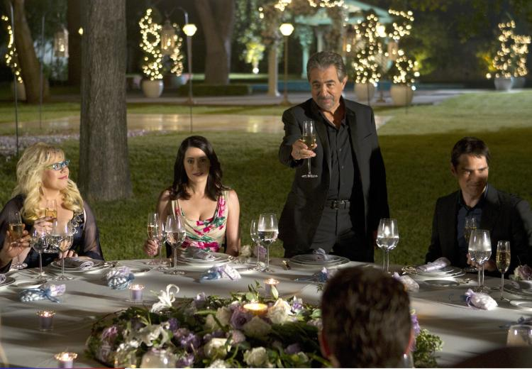 Kirsten Vangsness, Paget Brewster, Joe Mantegna, Thomas Gibson