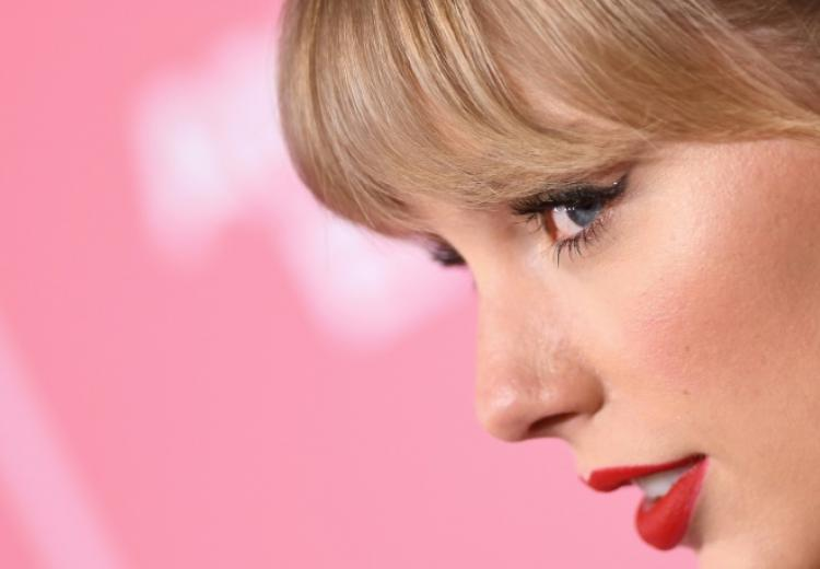 Taylor Swift en décembre 2019 à Los Angeles