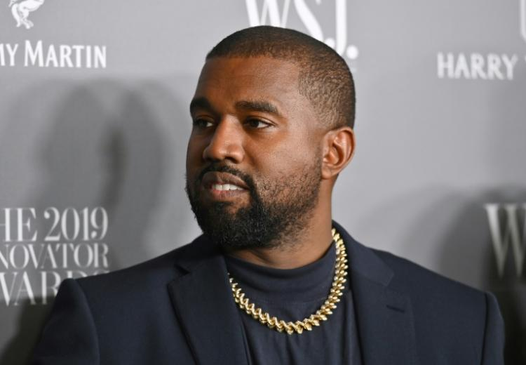 Kanye West au MOMA à New York le 6 novembre 2019