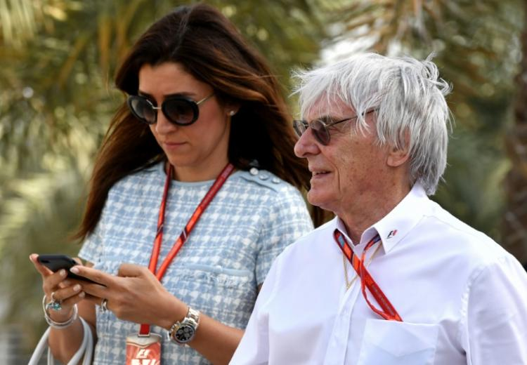 Former Formula One boss Bernie Ecclestone is to become a father for the fourth time aged 89 when his wife Fabiana Flosi gives birth in July
