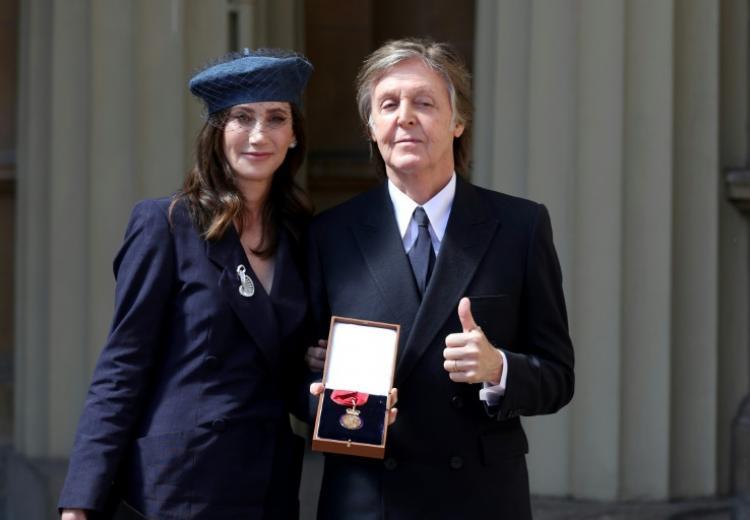 Paul McCartney remonte au sommet de la pyramide pop avec «Egypt Station»