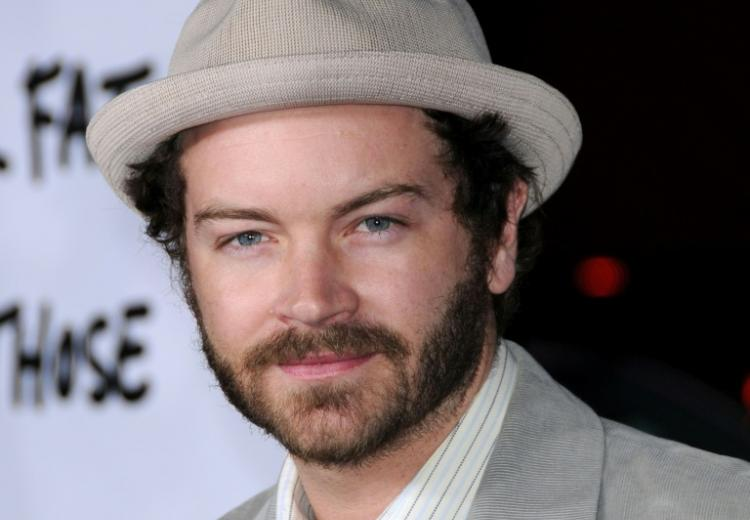 Danny Masterson, le 10 avril 2008 à Los Angeles