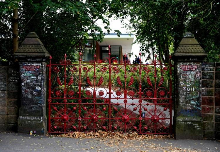 «Strawberry Fields», le jardin secret de John Lennon, ouvert aux fans