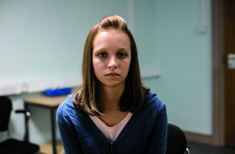 Molly Windsor (Holly Winshaw) bouleversante !